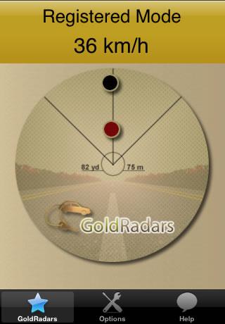GoldRadars in azione